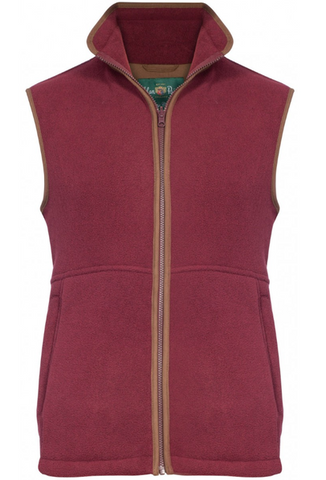 Alan Paine Aylsham Mens Fleece Vest