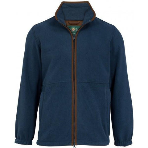 Alan Paine Knitwear Aylsham Windblock Jacket