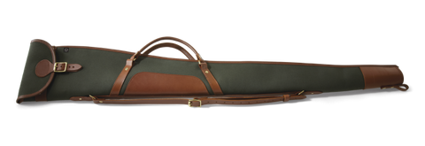 "Croots Ltd Rosedale Canvas Slip, with Handles, 30"", Loden Green."