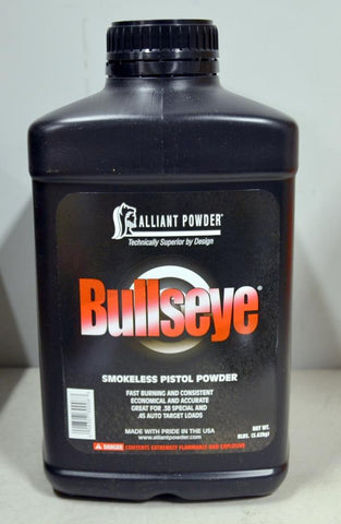 Alliant Powder - Bullseye Smokeless Powder, 8lbs.  TSE # 23133.