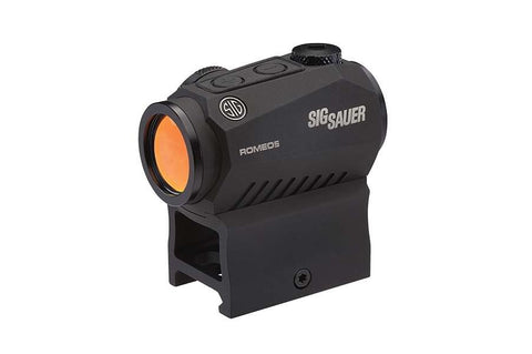 Sig Sauer Romeo5 Red Dot Sight 2 MOA TSE#23498 The Shooting Edge Calgary Alberta