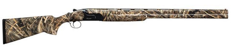 "Akkar Churchill 206 12ga O/U Camo 30"" TSE#23685 The Shooting Edge Calgary Alberta"