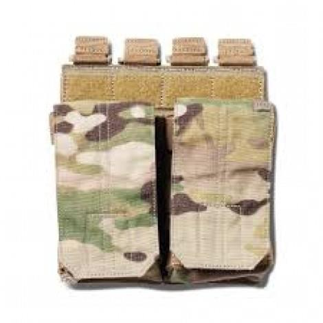 5.11 BUNGEE DOUBLE AR/M4 MAG POUCH W/ COVER TSE#24146 The Shooting Edge Calgary Alberta