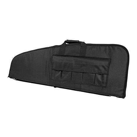 Scoped Gun Case 2907 48- Black 