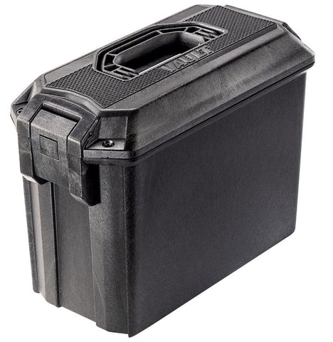 Pelican Vault V250 Ammo Case Black   TSE 24600 The Shooting Edge Calgary Alberta