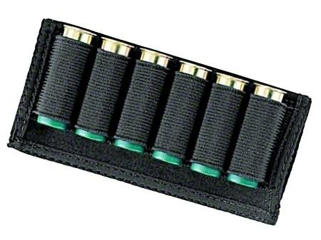 Uncle Mike's Cartridge Slides for belt for shotguns, 6 loops TSE#24681