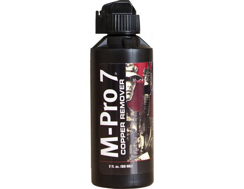 M Pro 7 Copper Remover 59 ml Bottle TSE#24747 The Shooting Edge