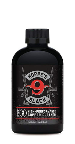 Hoppe's Black High-Performance Copper Cleaner 118 ml TSE#24749 The Shooting Edge Calgary Alberta