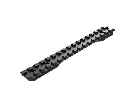 Range Warrior Accessories Picatinny Rail Rem 700 Long Action - SWtainless Steel TSE#24839