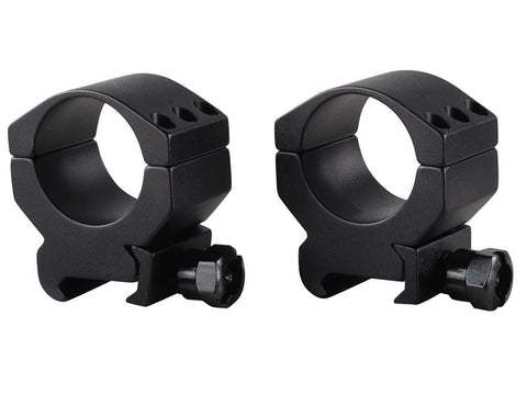 Burris Xtreme Tactical Rings Low 30mm Matte TSE#2840 The Shooting Edge Calgary Alberta