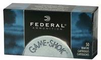 Federal GameShok .22Win Mag 50gr JHP - 50/Box TSE#3085