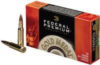Federal Gold Medal .308win 175gr. SMK - 20/Box