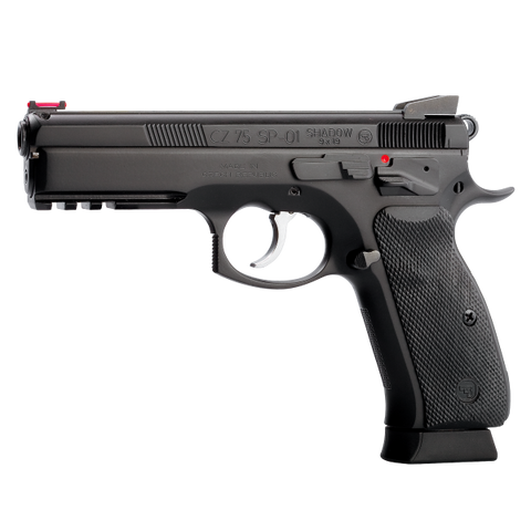 CZ 75 SP-01 Shadow, 9mm.  TSE # 5002