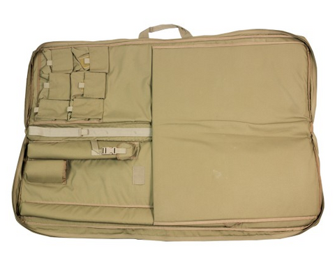 Desert Tech HTI Soft Case Tan with Shooting Mat TSE#5413 The Shooting Edge Calgary Alberta