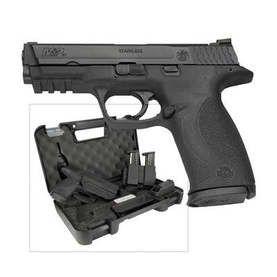 Smith & Wesson M&P Range and Carry Kit .40S&W.  TSE # 6192.