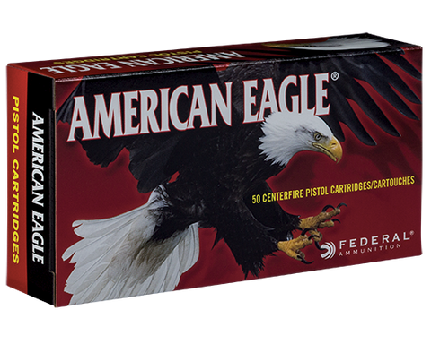 Federal American Eagle .357mag JSP 158gr Case of 1000.  TSE # 6543.