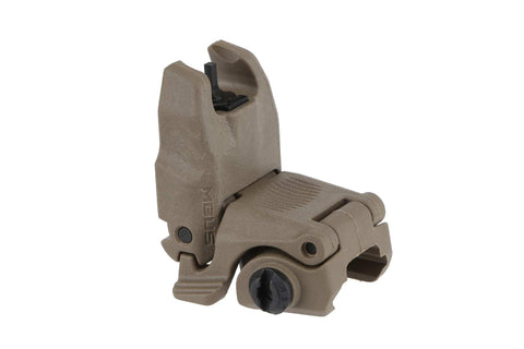 Magpul MBUS Front Back Up Iron Sight - FLAT DARK EARTH.  TSE # 6725.