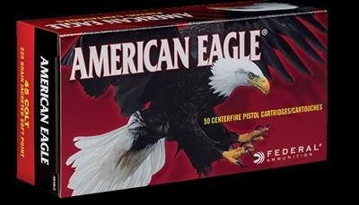 American Eagle 45 Colt 225gr Jacketed SP - 50 Rounds