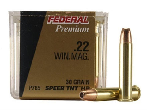 22 Win Mag 30gr Speer TNT HP TSE#8892