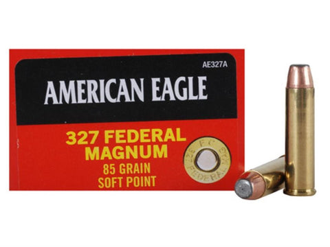 FED American Eagle 327 Federal Magnum 85 gr SP TSE#9290