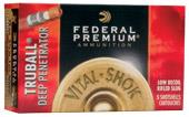 "Federal Premium Truball 12ga 2 3/4"" 1oz Deep Penetration Rifled Slug."