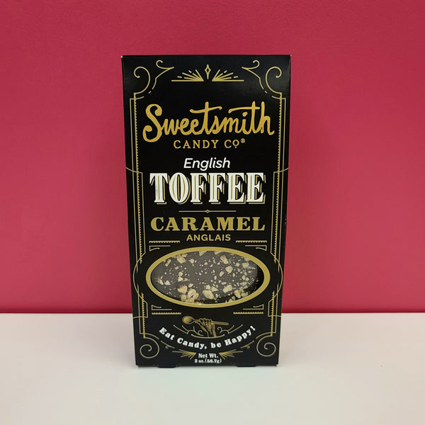 Sweetsmith Candy Co Brittle & Toffee
