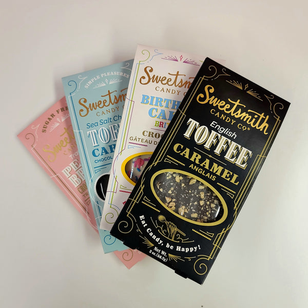 Sweetsmtih Candy Co Brittle & Toffee