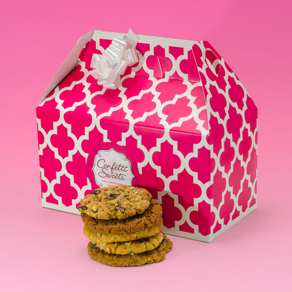 Gable Box of Cookies