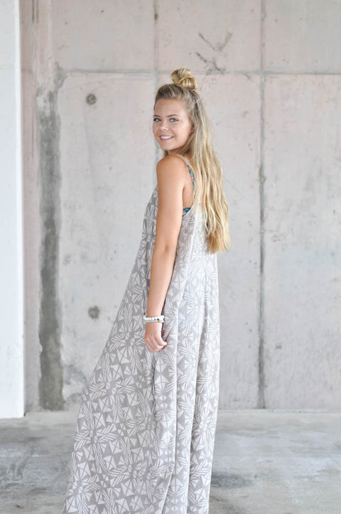 Favorite Maxi Dress - Taupe