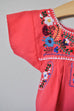 Embroidered Floral Dress - Toddler - Seven Oaks
