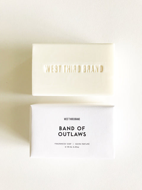 Band of Outlaws - Bar Soap