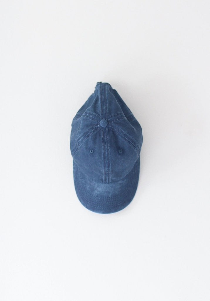 Blair Baseball Cap - Faded Denim
