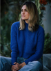 Daphne Sweater - Royal Blue - Seven Oaks