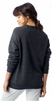 Piper Everyday Pullover - Charcoal