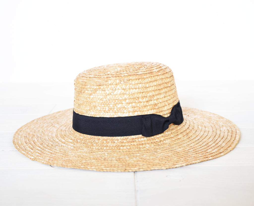 Pippa Boater Hat