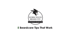 5 Beard Care Tips That Work