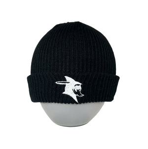The Outlaw Black Beanie - Robin Hood Beard Company