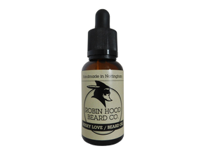 Rusky Love Beard Oil - Robin Hood Beard Company