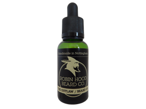 The Outlaw Beard Oil - Robin Hood Beard Company