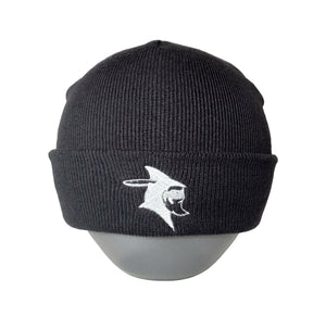 The Outlaw Grey Beanie - Robin Hood Beard Company