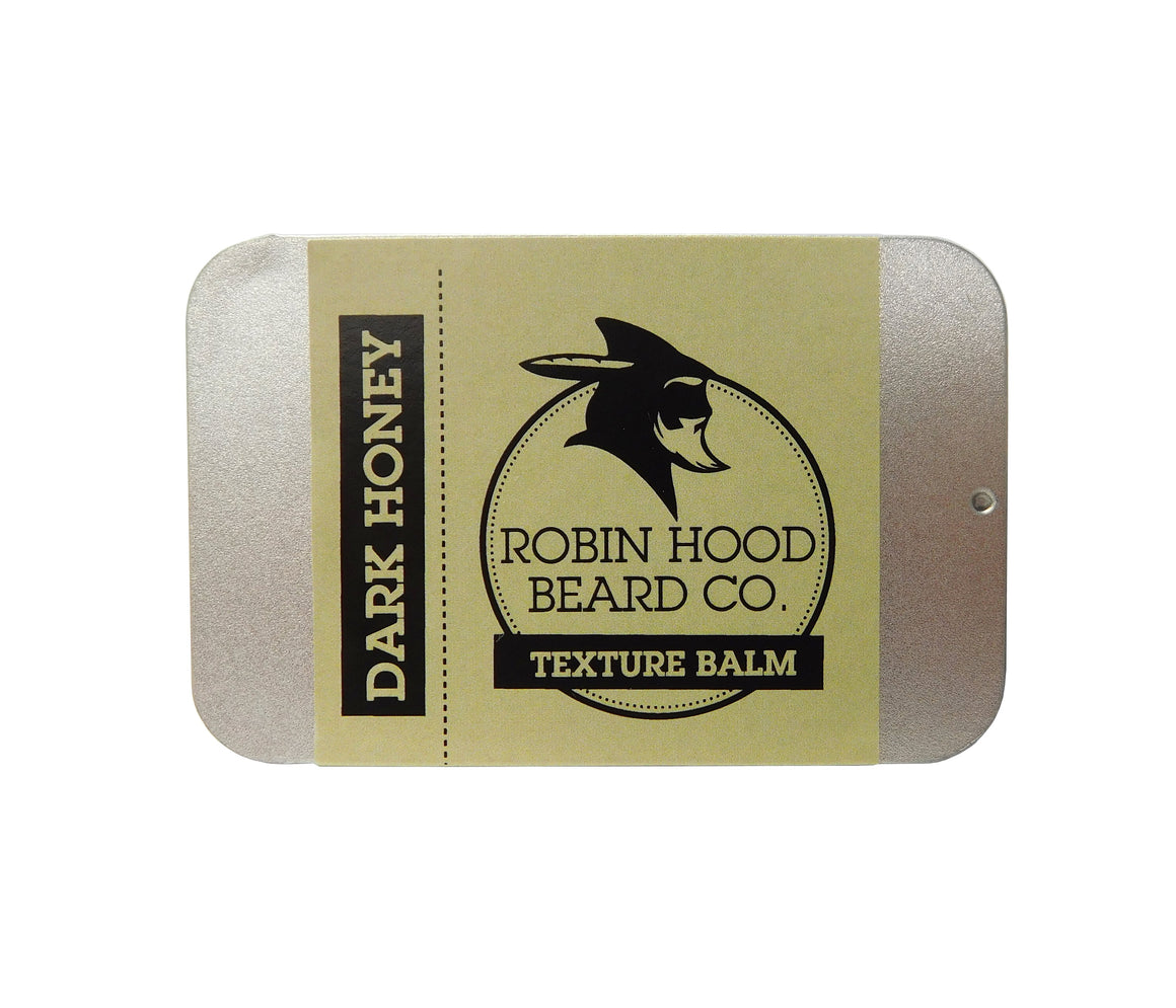 Dark Honey Texture Balm - Robin Hood Beard Company