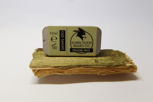Old Smoke Stache Wax - Robin Hood Beard Company