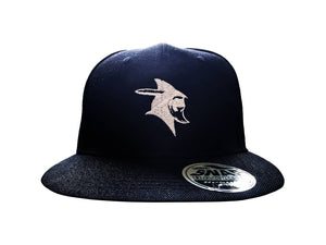 The Outlaw Snapback - Black - Robin Hood Beard Company