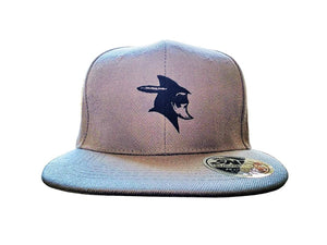 The Outlaw Snapback - Grey - Robin Hood Beard Company