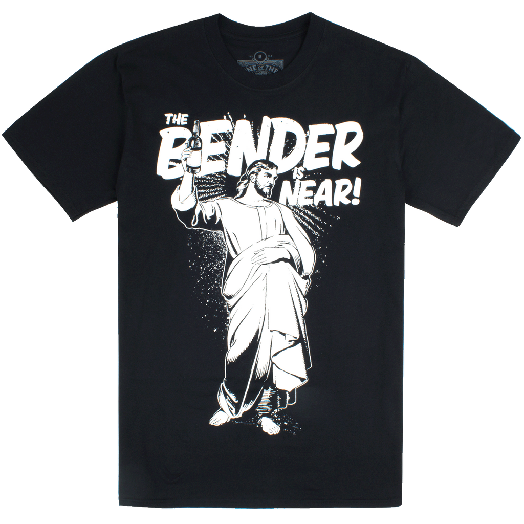 'The Bender is Near' T-Shirt