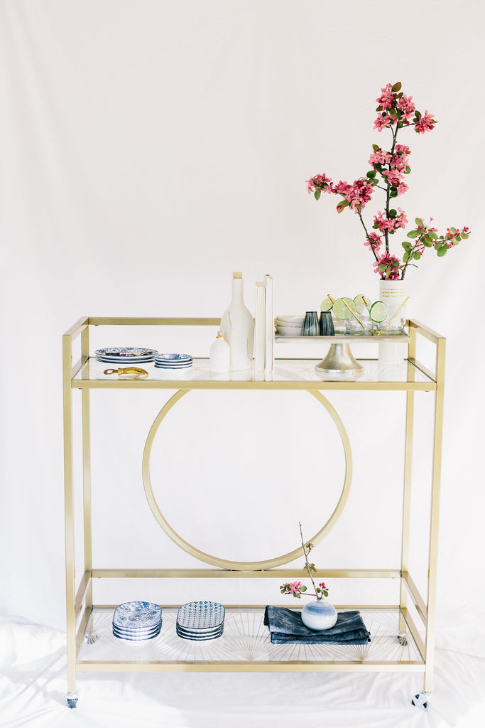 Home Style: Bar Carts