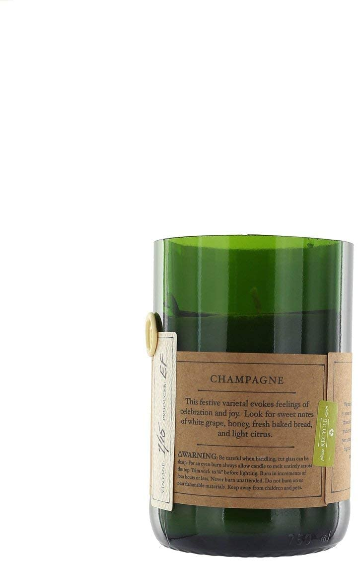 Champagne Signature Candle by Rewined