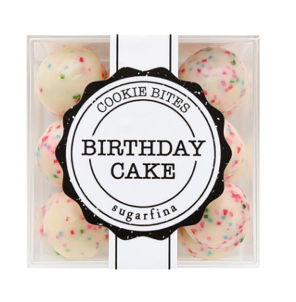 Sugarfina Birthday Cake Cookie Bites