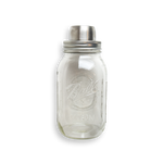 Mason Food & Beverage Shaker (Silver or Gold)