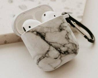 Marble Hard Airpod Case